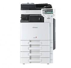 [렌탈] 신도리코 일반사무용 A3 컬러 디지털복합기 D400 / FAX포함 / 보증금20만 / 이월카운터 적용가능