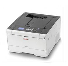 [렌탈] OKI A4 컬러 디지털 프린터 C532dn / FAX포함 / 보증금10만 / 이월카운터 적용가능