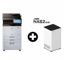[렌탈패키지] 삼성 디지털복합기 SL-X4220RX  + 나스(NAS) 네트워크 2TB / 4TB