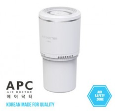 [판매] 에어닥터 텀블러 공기청정기 / 축광성 광촉매 휴대용 공기살균기